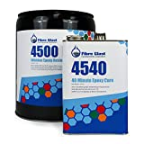 vacuum resin infusion - System 4500 Infusion Epoxy Resin - 40 Minute Pot Life - 5 Gallon Kit