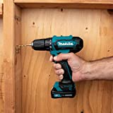 Makita CT232 12V max CXT Lithium-Ion Cordless 2-Pc. Combo Kit