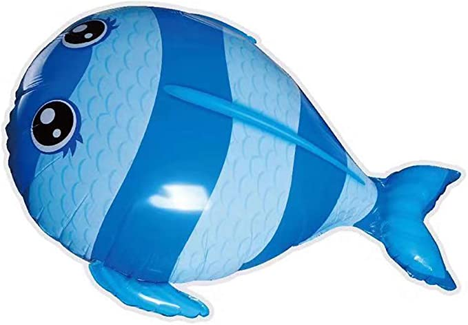 2018/RC Flying Shake Giocattolo Shark# GEGEQUNAERYA Gegeq/® Remote Control Air Kits-Inflatable nuotatori Pesce Giocattolo Regalo di Natale per 6/ /14/Anni
