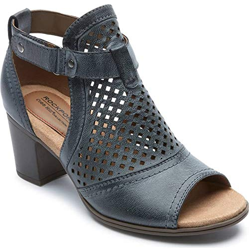 - Rockport Cobb Hill Collection Hattie Hi Cuff Women's Sandal 8 B(M) US Black