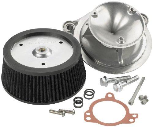 Boyesen Power X-Intake System - Polished Silver PX-HBP-01