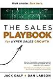 img - for The Sales Playbook: for Hyper Sales Growth by Jack Daly (2016-10-26) book / textbook / text book