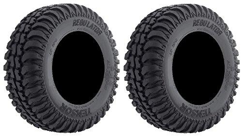 Pair of Tensor Regulator A/T (8ply) DOT ATV Tires [30x10-14] (2)