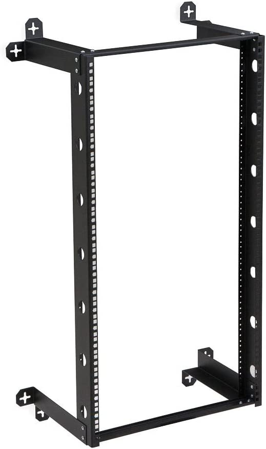 Connect-Tek Genuine 21U V-Line Mount Max 83% OFF Rack Wall