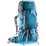 Deuter ACT Lite 65+10 Hiking Backpack, Arctic/Granite