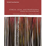 Ethical, Legal, and Professional Issues in Counseling, with Enhanced Pearson eText -- Access Card Package (5th Edition) (The Merrill Counseling Series)