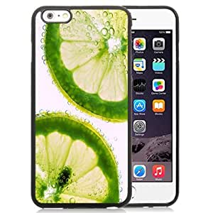 Beautiful Custom Designed Cover Case For iPhone 6 Plus 5.5 Inch With Lime Juice Phone Case hjbrhga1544