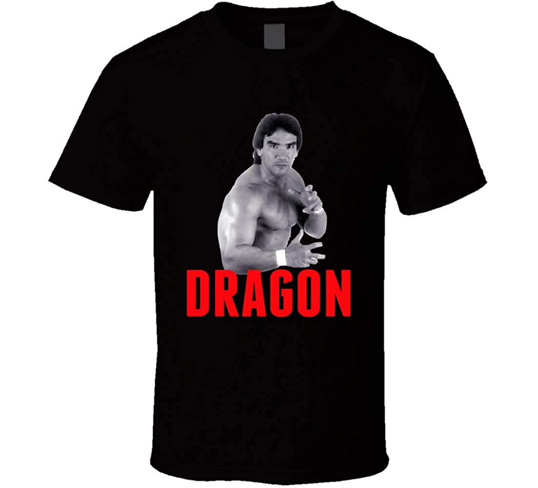 Ricky The Dragon Steamboat Wrestling Legend T Shirt