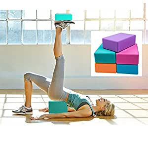 SWQ Yoga Brick High-density EVA Yoga Brick ... - Amazon.com