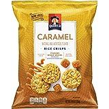 Quaker Rice Crisps, Caramel Corn, 7.04 oz Bag (Packaging May Vary)