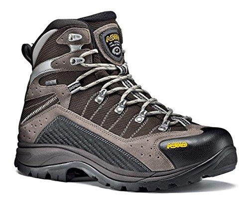 Asolo Men's Drifter GV Hiking Boot (11.5 D(M) US, Cendre/Brown)
