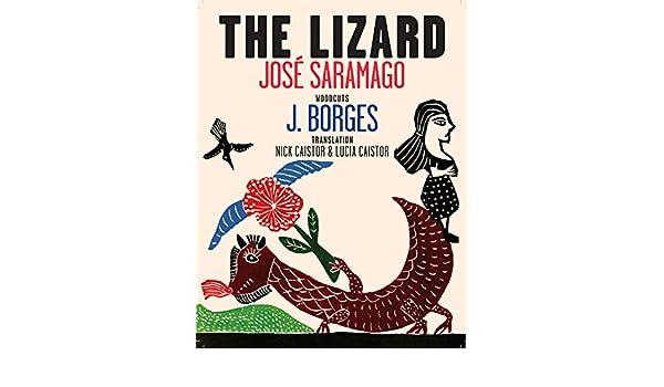 The Lizard (English Edition) eBook: Saramago, Jose, Borges, J ...