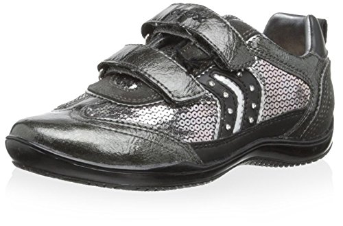 Geox Girls Conny Fashion-sneakers Grijs