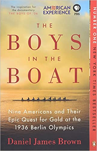 The Boys in the Boat is the R-MA Common Reader selection for 2017.