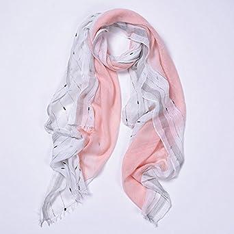 Qinlee Schals Einfach Stil Wrap Shawls Umschlagstuch Strandhandtuch Wrap Shawls Fr/ühling-Sommer Frau Stola f/ür Abendkleider