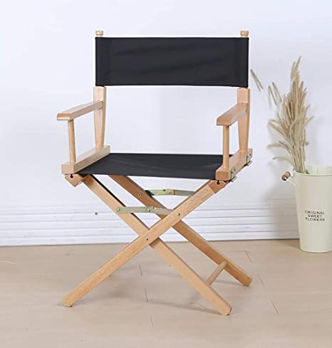Admirable Amazon Com Directors Chairs Wooden Director Chair Canvas Squirreltailoven Fun Painted Chair Ideas Images Squirreltailovenorg