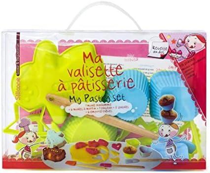 Kit de repostería completo de 16 utensilios para niños ...