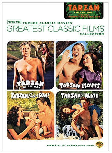 (Greatest classic Films Collection: Tarzan - Volume one (Tarzan the Ape Man / Tarzan Escapes / Tarzan Finds a Son! / Tarzan and His Mate))