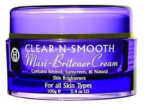 9bf1e167970 Amazon.com : Crema Para Blanquear La Piel - Para Cara, Cuello, Axilas y  Piernas - Tratamiento, 3.4 Onzas : Beauty