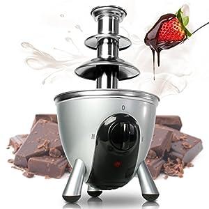 jago fontaine chocolat 3 tages 60 w lavable au lave vaisselle il y a probl me. Black Bedroom Furniture Sets. Home Design Ideas