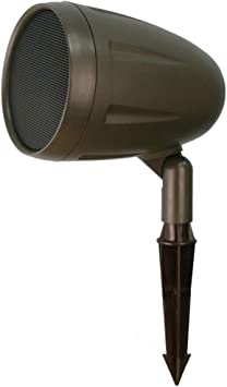 Amazon Com Outdoor In Ground Landscape Speaker By Avx Audio 1 Speaker Home Audio Theater