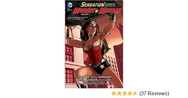 SENSATION COMICS FEATURING WONDER WOMAN VOLUME 1 GRAPHIC NOVEL Paperback #1-5