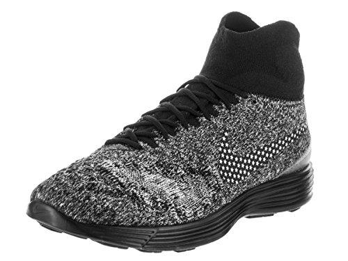 43 Magista Nike Herren White 001 White Sneakers Black 876385 Black FC II Lunar FK BTOFxT