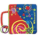 Manhattan Toy Whoozit Photo Album Soft Cloth Book for...