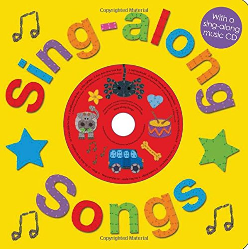 Sing-along Songs with CD - Childrens Cd