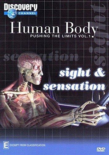- Human Body: Pushing Limits V1- Sight and Sensation DVD