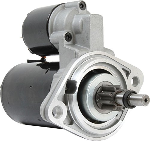 DB Electrical SBO0062 New Starter For 1.7L Porsche 914 70 71 72 73, 1.8L 74 75, 1.5L Volkswagen Beetle 68 69, 1.6L 70 71 72 73 74 75 76 7 78 79, 1.5L Bus 61 62 63 64 65 66 67, Karmann Ghia 67 68 69 ()