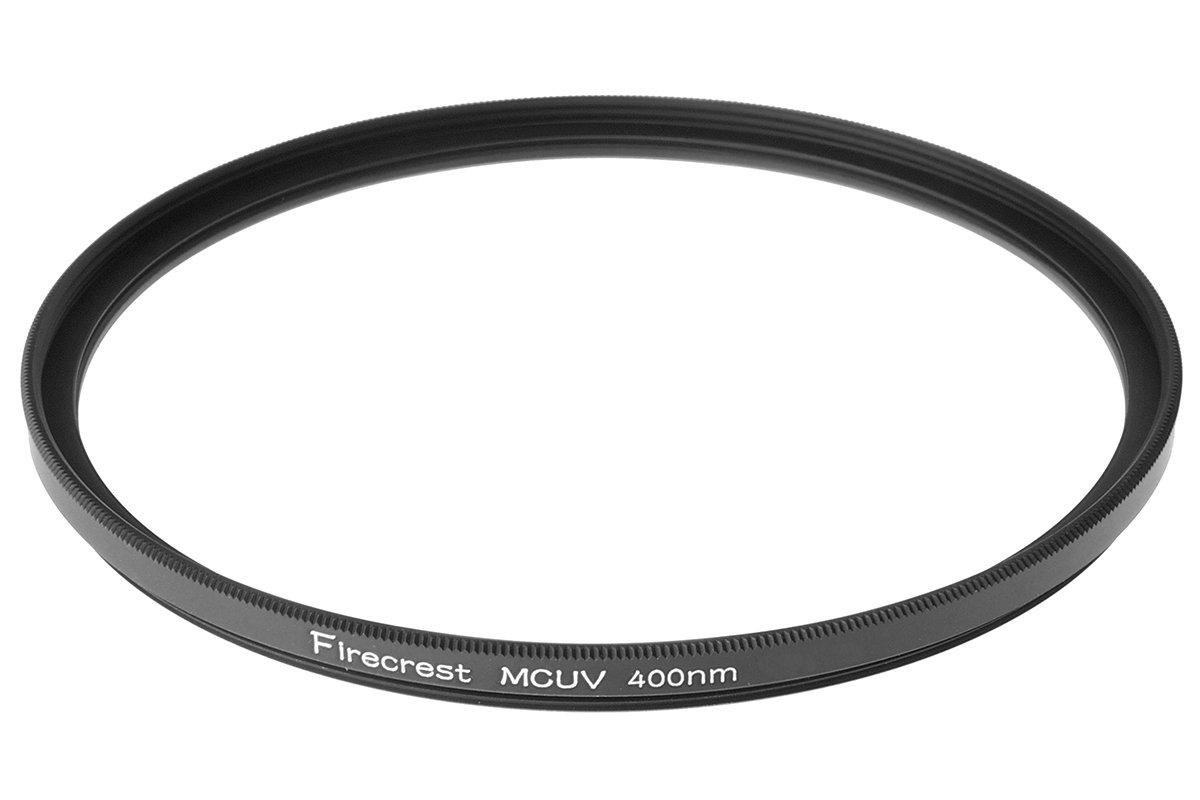 Firecrest 82mm Superslim stackable multicoated UV 400 Filter by Formatt Hitech Limited
