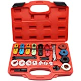 YOTOO Master Quick Disconnect Tool Kit 22pcs for Fuel Line Automotive Air Conditioner and Transmission Oil Cooler Line