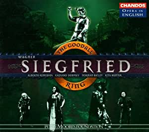 Siegfried (Goodall Ring Cycle/Chandos Opera in English)