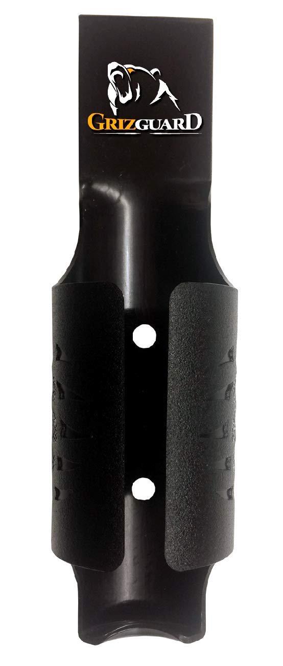 Safety Orange Bear Spray w/Plastic Griz Guard Holster, 30 ft Fog, 2% MC, 7.9 oz, 225 g by Udap (Image #3)