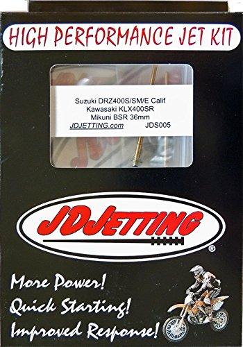- JDJetting 00-19 Suzuki DRZ400S: Jet Kit