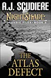 """The NightShade Forensic Files The Atlas Defect (Book 3)"" av A.J. Scudiere"