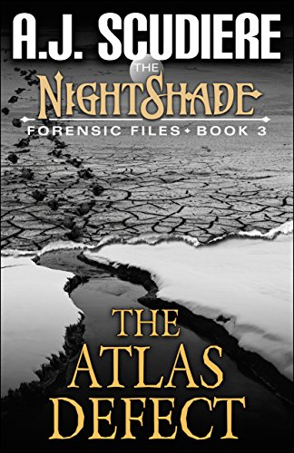The NightShade Forensic Files: The Atlas Defect (Book -
