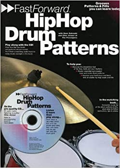 Book FAST FORWARD HIP HOP DRUM PATTERNS BK/CD (Fast Forward (Music Sales)) by Clive Jenner (2001-08-01)