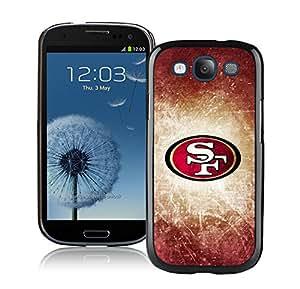 DIY Custom Phone Case For Samsung S3 San Francisco 49ers 20 Black Phone Case For Samsung Galaxy S3 Case
