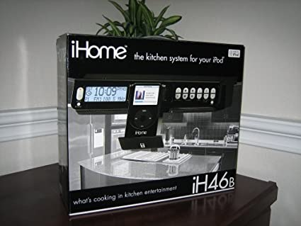 Ih46b Under Counter Player For Ipod