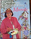 Donna Dewberry's Quick and Easy Murals, Donna S. Dewberry, 1581803028