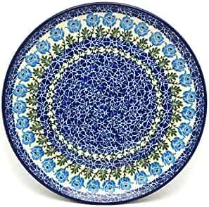 Polish Pottery Plate - 10