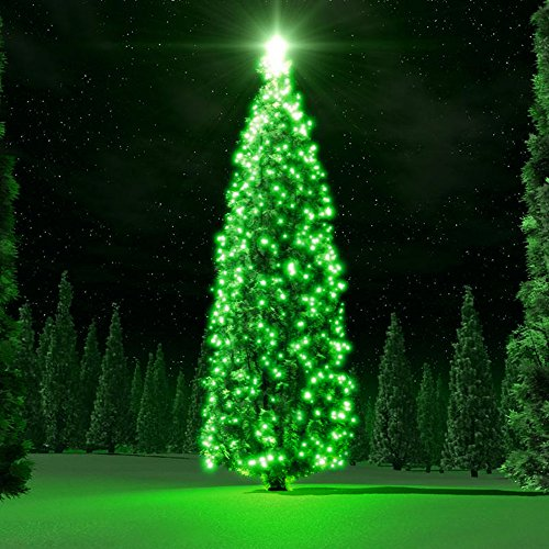 Flexzion Lighting Waterproof Christmas Decoration