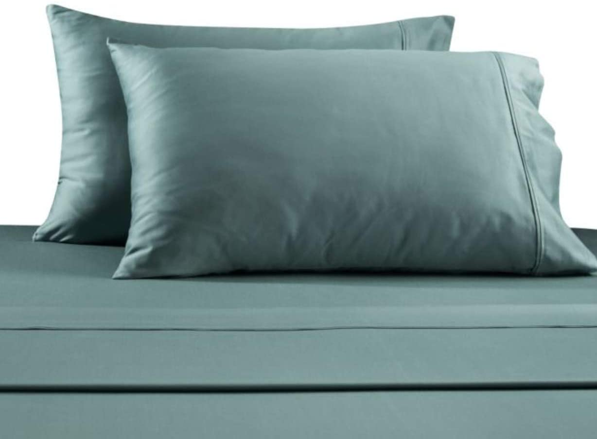 Amazon.com: Bed Bath & Beyond 330 Thread Count 100% Cotton Sateen