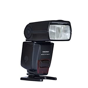 YONGNUO YN560 IV FLASH INALÁMBRICO SPEEDLITE MASTER SLAVE FLASH SISTEMA DE DISPARO INCORPORADO para Canon Nikon Pentax Olympus Fujifilm Panasonic Digital Cam
