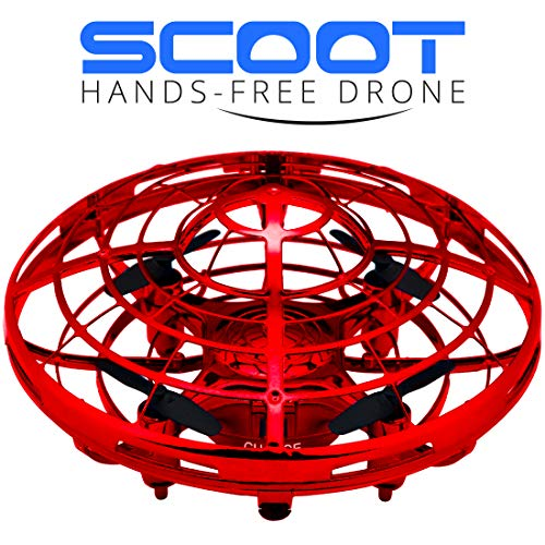 Scoot Motion - Hand Controlled Drone for Kids and Adults