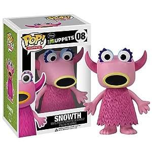 Amazon Com Pop Muppets Snowth Vinyl Figure Toys Amp Games