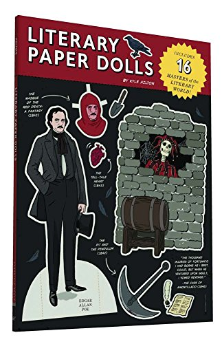 World Paper Dolls (Literary Paper Dolls: Includes 16 Masters of the Literary World!)