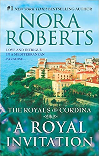 Image result for a royal invitation nora roberts